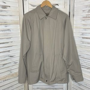 LONDON FOG VINTAGE Weatherwear Men's Coat 38 Reg M